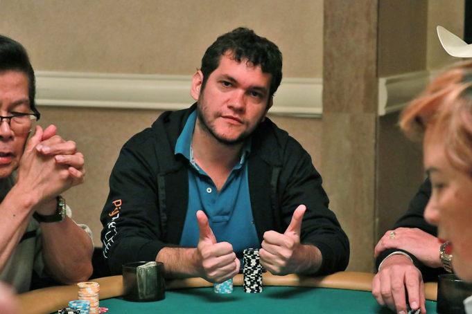 Jordan Piva - Evento 37 - WSOP