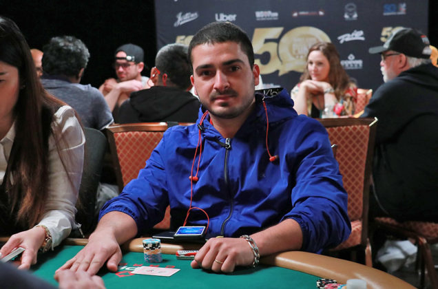 Anderson Silva - Evento 37 - WSOP