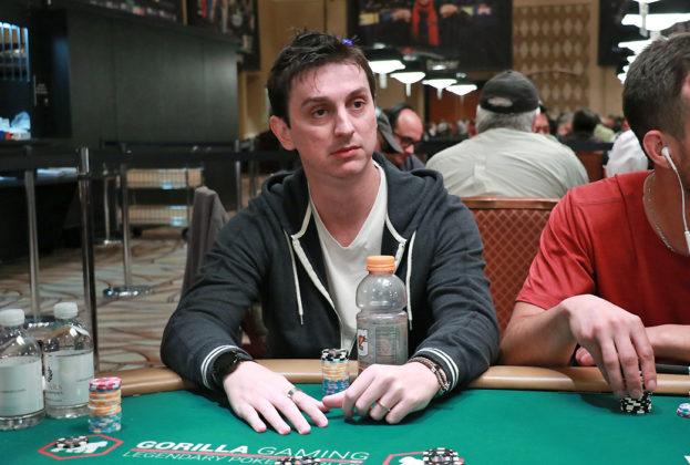 Leandro Gorzoni - Evento 37 - WSOP