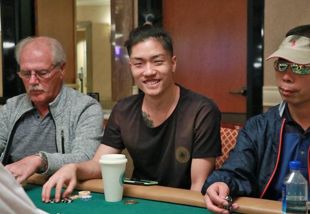 Renato Kaneoya - Evento 37 - WSOP