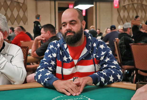 Marcio Germini - Evento 37 - WSOP