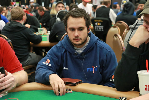 Gabriel Baleeiro - Evento 37 - WSOP
