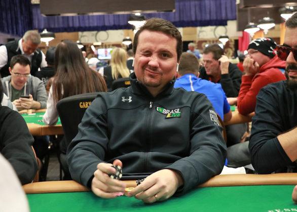 Bruno Foster - Evento 37 - WSOP