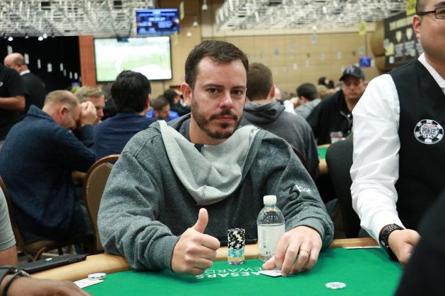 Paulo Gini - Evento 37 - WSOP