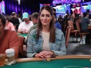 Vivian Saliba - Evento 40 - WSOP