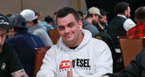 Caio Hey - Evento 34 - WSOP
