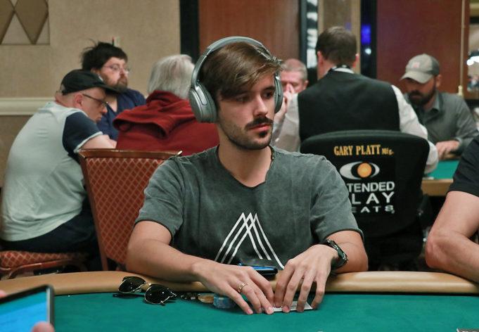 Yuri Martins - Evento 42 - WSOP