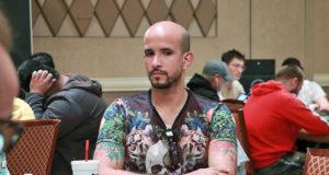 Alexandre Mantovani - Evento 44 - WSOP