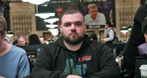 Pedro Padilha - Evento 44 - WSOP