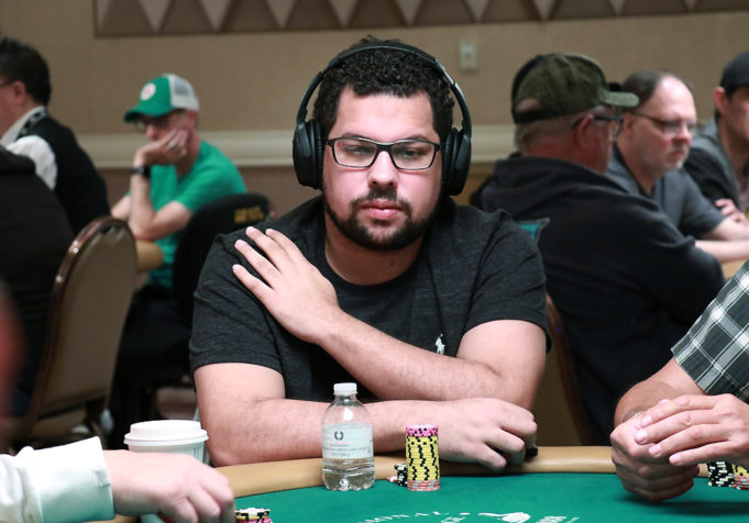 Bruno Severino - Evento 44 - WSOP