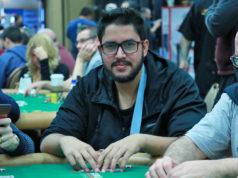 Fernando Viana - Evento 44 - WSOP