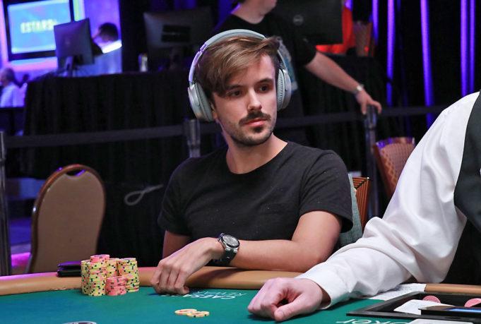 Yuri Martins - Evento 43 - WSOP