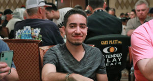Hugo Marcelo - Evento 50A - WSOP