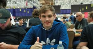 Alisson Piekazewicz - Evento 50A - WSOP