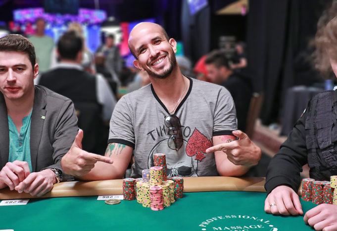Alexandre Mantovani - Evento 48 - WSOP