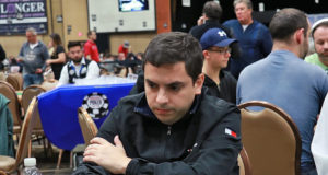 Vico Scarpini - Evento 50B - WSOP