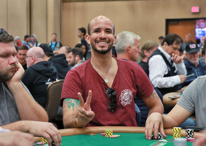 Alexandre Mantovani - Evento 57 - WSOP