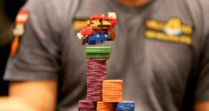 Protect Card Mario Bros - partypoker