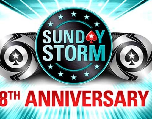 Sunday Storm de Aniversário