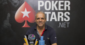 Marco Antônio campeão do Super 20 do MasterMinds 12