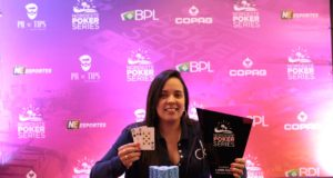 Soraia Cid campeã do Ladies Event do NPS Fortaleza