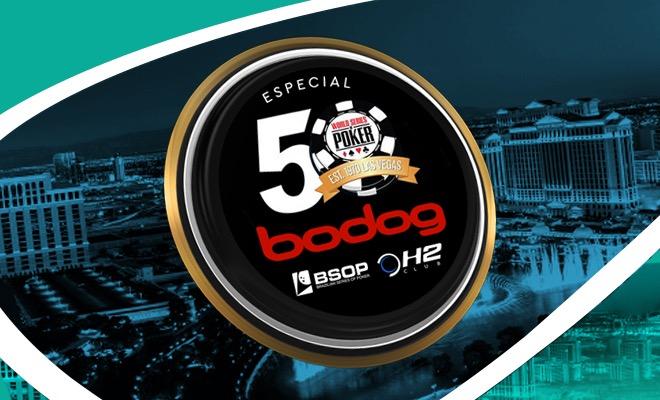 Cobertura WSOP 2019 - SuperPoker e Bodog