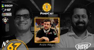 André Akkari no 67º Pokercast