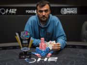 Stetson Fraiha campeão do Super High Roller do MasterMinds 12