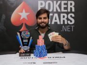 Daniel Mote campeão do Pot-Limit Omaha do MasterMinds 12