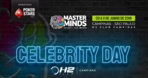 Celebrity Day do MasterMinds 12