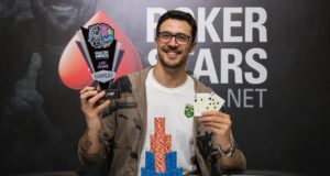Rogério Nogueira campeão do Last Chance do MasterMinds 12