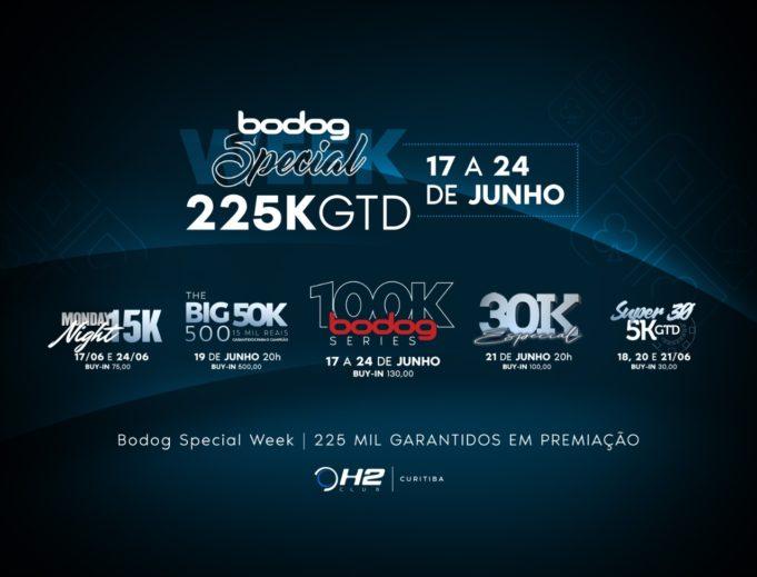 Bodog Week Special do H2 Club Curitiba