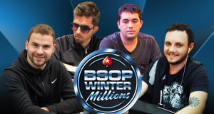 Classificados para o BSOP Winter Millions