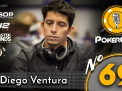 Diego Ventura no 69º episódio do Pokercast