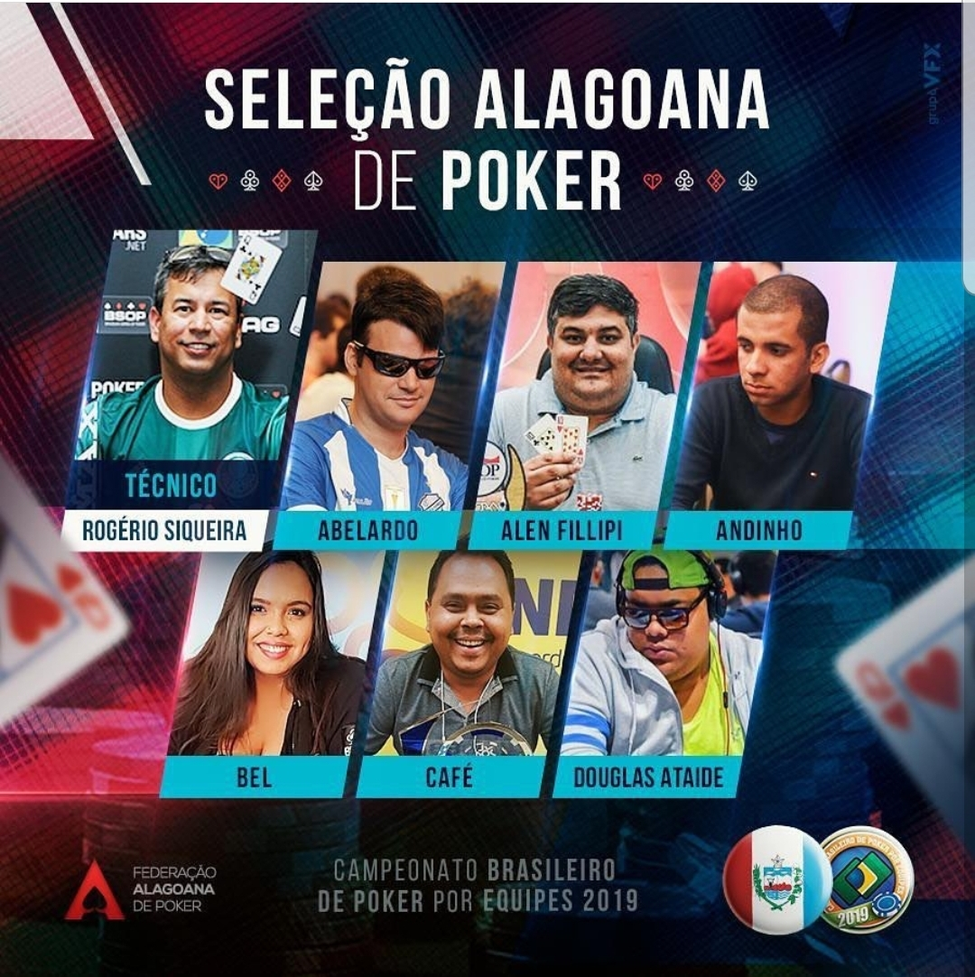 Seleção Alagoana de Poker