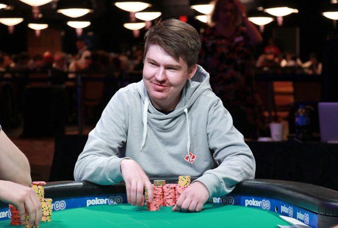 Denis Strebkov - WSOP 2019