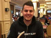 Bruno Gazotto - Campeão Evento #59 DeepStack Venetian