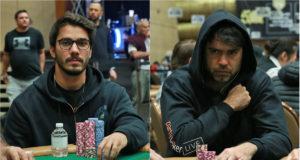 José Carlos Brito e Carlos Vasconcelos - WSOP
