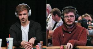 Yuri Martins e Thiago Crema - WSOP 2019