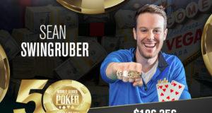 Sean Swingruber - Campeão Evento #15 - WSOP 2019