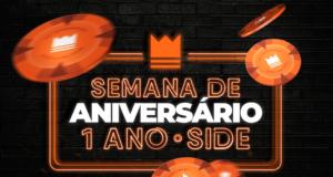 Semana de aniversário do Side Club Itaim