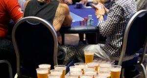 Álcool e Poker