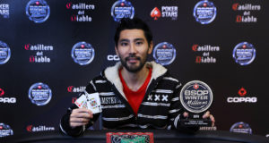 Marcelo Ogusuku - Campeão Start-Up - BSOP Winter Millions