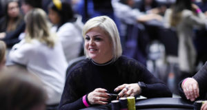 Kelly Manze - BSOP Winter Millions