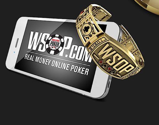 Bracelete Online WSOP