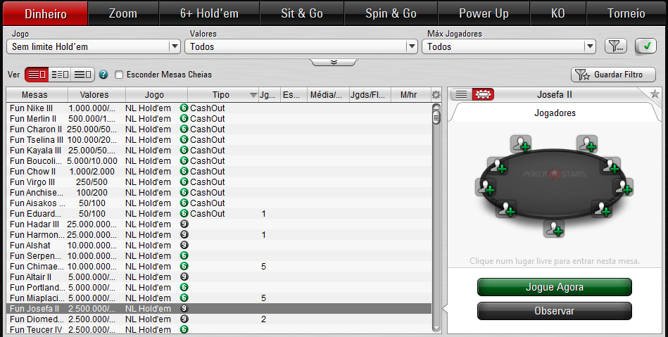 All in Cash Out - PokerStars
