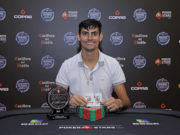 Leandro Zavodini campeão do 6-Handed Knockout do BSOP Winter Millions
