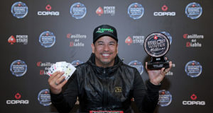 Rogério Siqueira campeão do 8-Game do BSOP Winter Millions