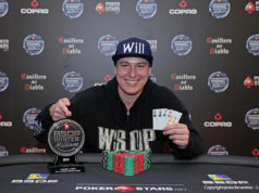 William Xavier campeão do Pot-Limit Omaha Dealers Choice do BSOP Winter Millions