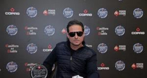 Mario Quintanilha campeão do High Roller do BSOP Winter Millions